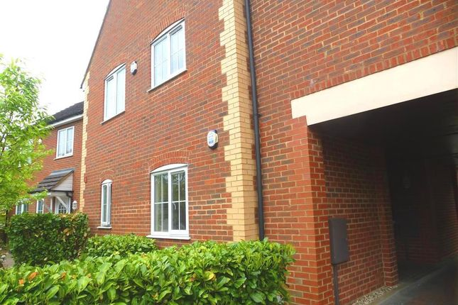Thumbnail Flat to rent in Walden Croft, Simpson, Milton Keynes