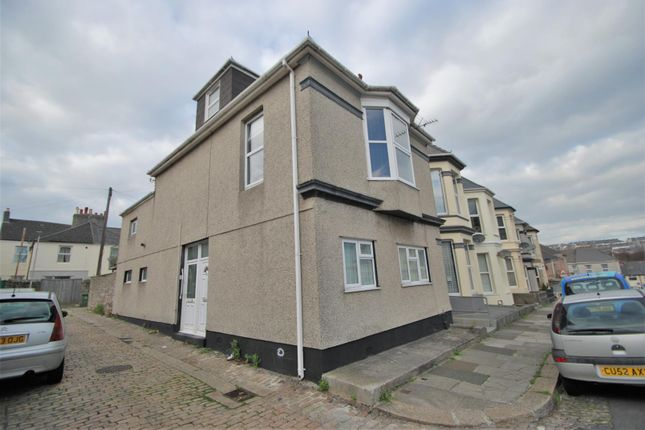 Thumbnail Maisonette to rent in Florence Place, Plymouth
