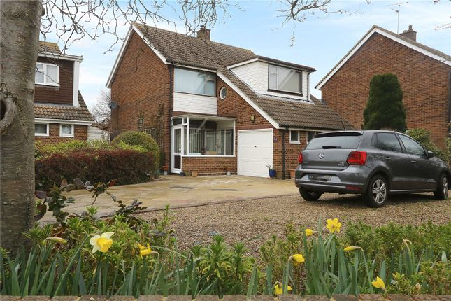 Thumbnail Detached house for sale in Falbro Crescent, Hadleigh