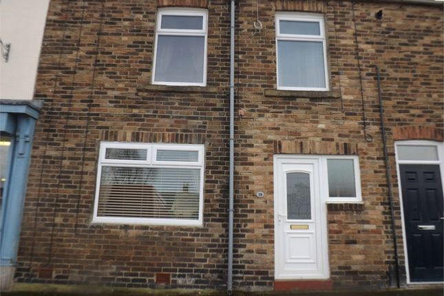 Thumbnail Terraced house to rent in Quebec Street, Langley Park, Durham