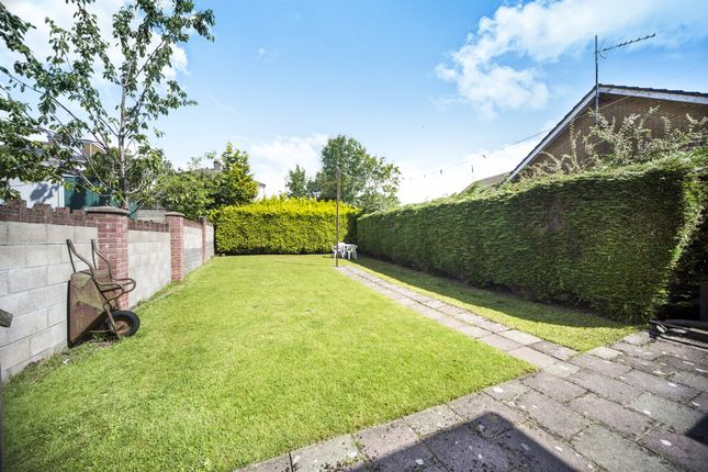 Thumbnail Semi-detached house for sale in Criccieth Road, Rumney, Cardiff