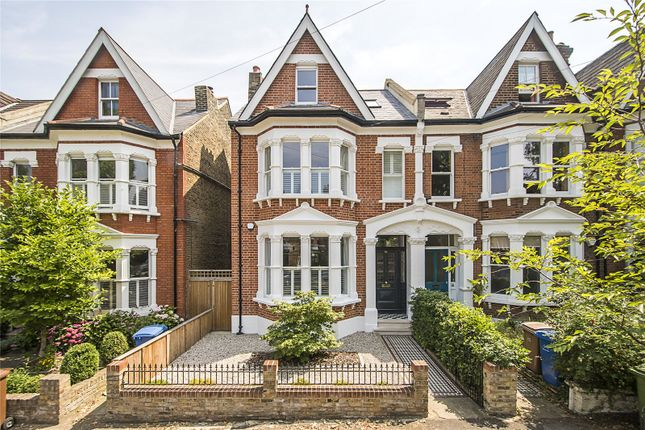 Thumbnail End terrace house for sale in Beckwith Road, London