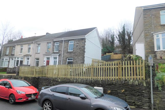 3 bed end terrace house to rent in Old Road, Briton Ferry, Neath SA11