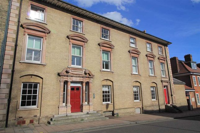 Thumbnail Flat to rent in St. Michaels Close, Northgate Street, Bury St. Edmunds