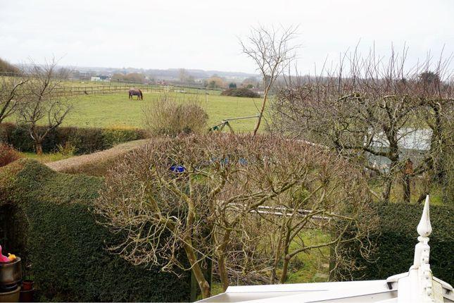 Rear View of Hillcrest, Ashford TN23