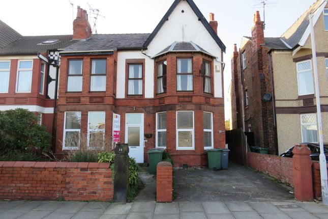 Thumbnail Flat for sale in Sandringham Drive, New Brighton, Wallasey