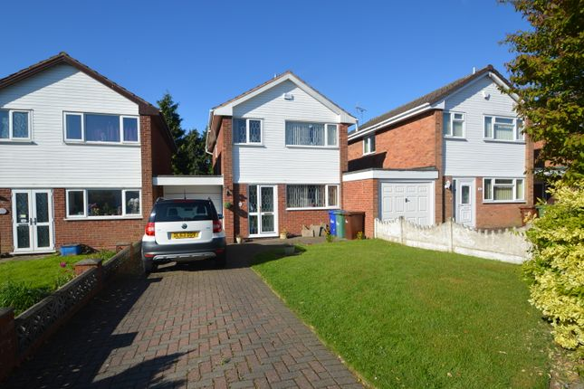 Thumbnail Link-detached house to rent in Leighswood Close, Norton Canes