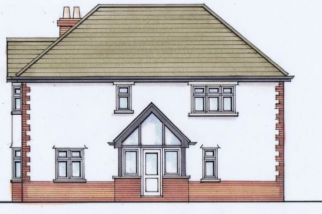 Thumbnail Detached house for sale in Shepherds Close, Loughborough