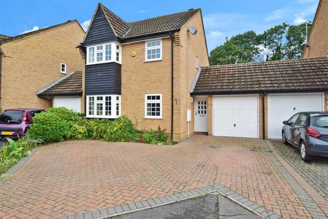 Thumbnail Link-detached house for sale in Wodehouse Close, Larkfield, Aylesford, Kent