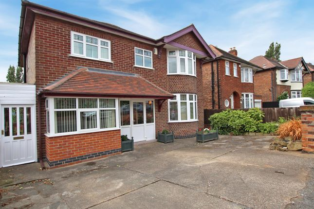 Thumbnail Detached house for sale in Onchan Drive, Carlton, Nottingham