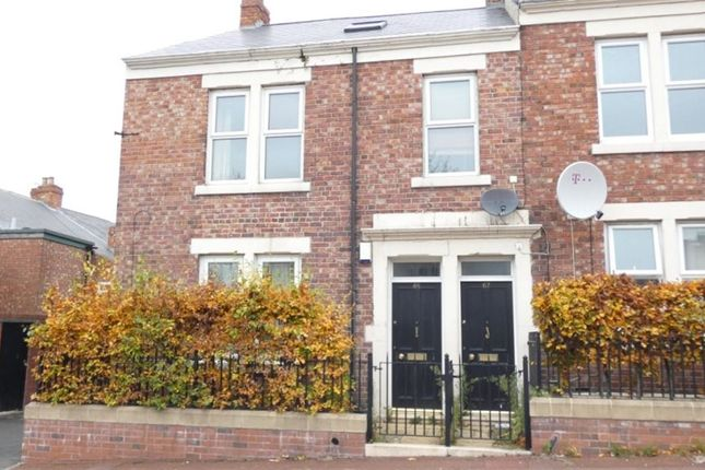Thumbnail Maisonette to rent in Hyde Park Street, Bensham, Gateshead