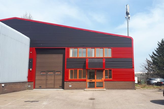 Industrial to let in Airport Commerce Park, Howe Moss Drive, Kirkhill Industrial Estate, Dyce, Aberdeen