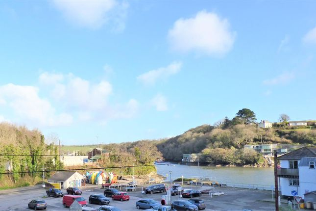Thumbnail Flat for sale in Station Road, Fowey