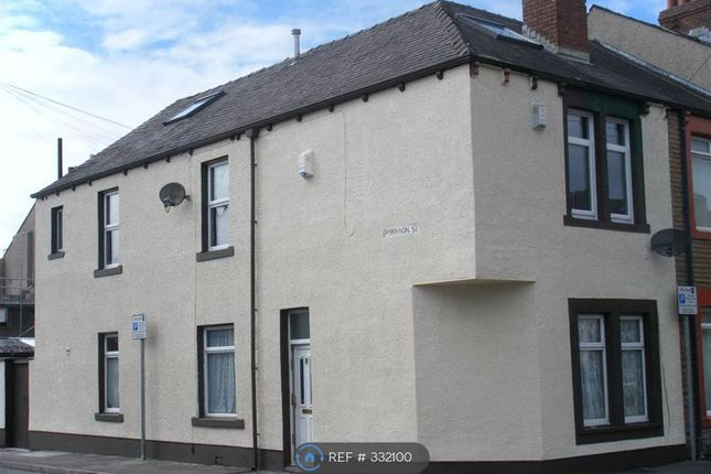 Thumbnail Room to rent in Napier Street, Workington