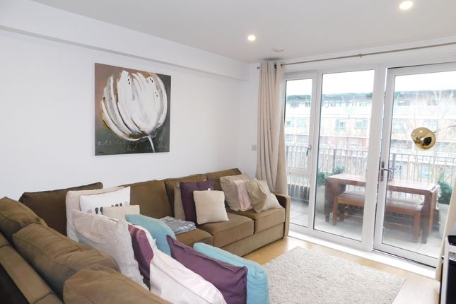 Thumbnail Flat to rent in Brookhill Road, London