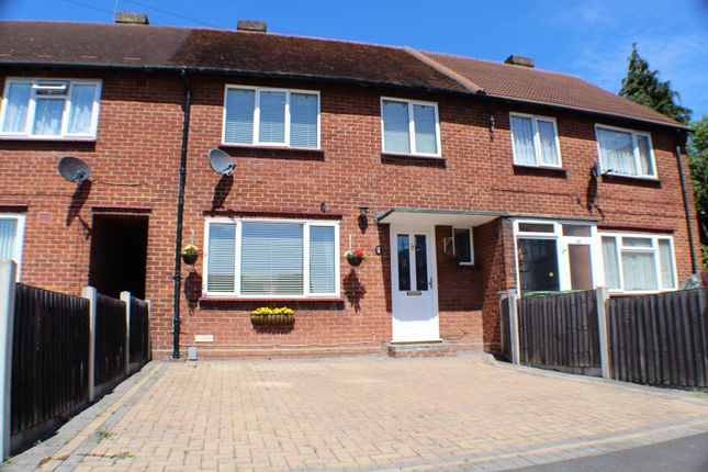 Thumbnail Terraced house for sale in Cuxton Close, Bexleyheath