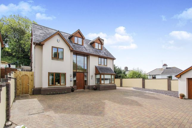 Thumbnail Detached house for sale in St. Illtyds Drive, Baglan