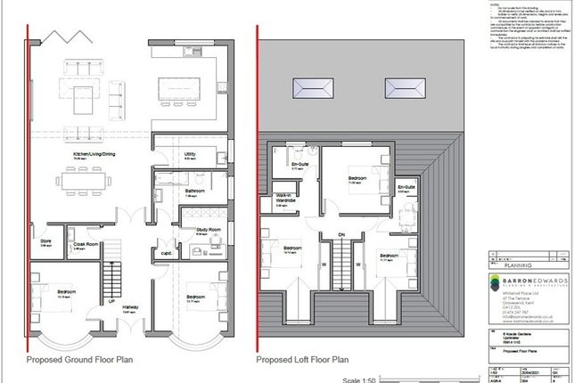 Land for sale in Acacia Gardens, Upminster, Essex RM14