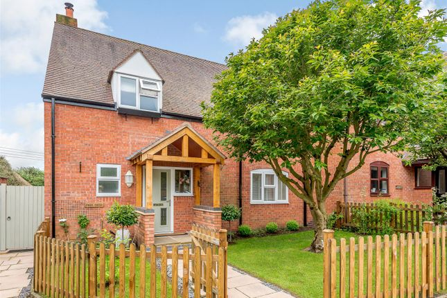 Thumbnail Semi-detached house for sale in Front Street, Pebworth, Stratford-Upon-Avon, Warwickshire