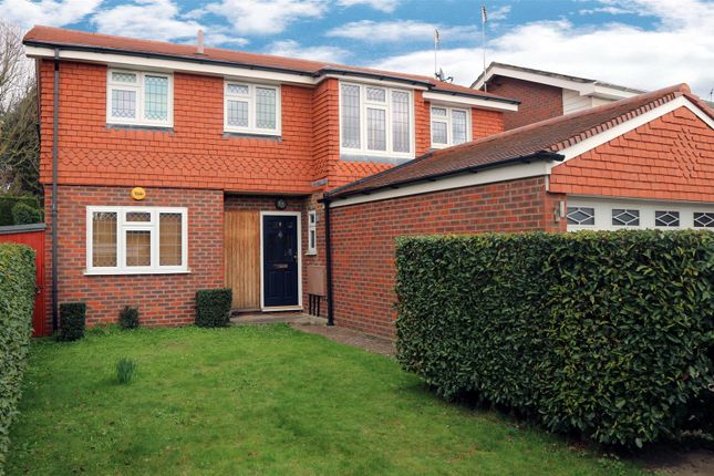 Thumbnail Detached house for sale in Merrilyn Close, Claygate, Esher