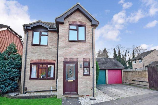 Thumbnail Detached house for sale in Foley Close, Willesborough, Ashford, Kent