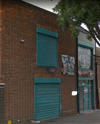Thumbnail Warehouse to let in 203A Freemasons Road, London