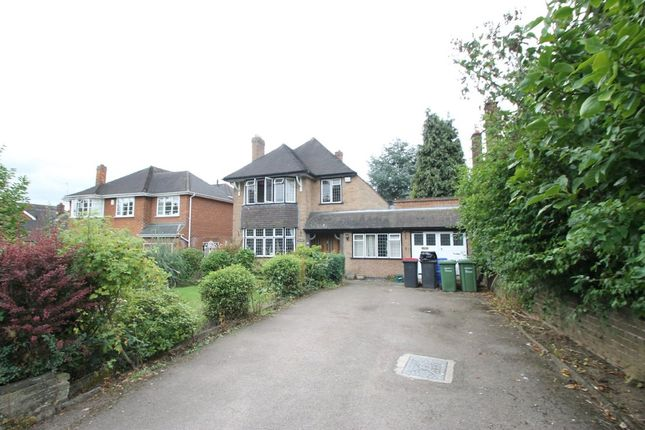 Thumbnail Detached house for sale in Witherley Road, Atherstone