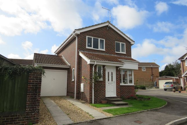 Thumbnail Detached house for sale in Clyffe View, Crossways, Dorchester