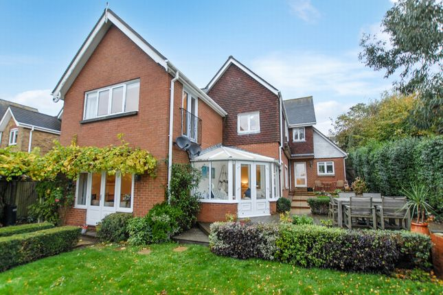 Thumbnail Detached house for sale in Cannongate Avenue, Hythe