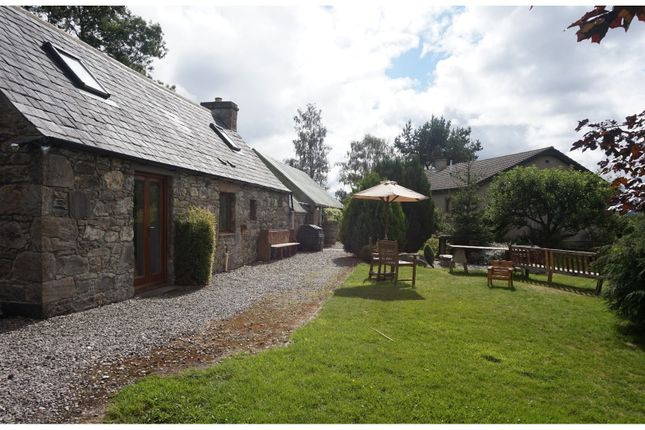 Thumbnail Detached house for sale in Leanaig Crossroads, Nr Conon Bridge