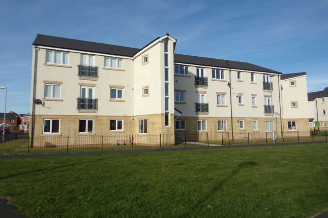 Thumbnail Flat to rent in Taku Court, Blyth