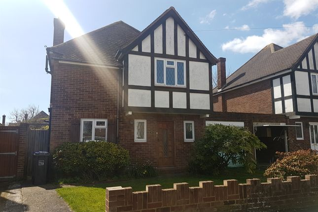 Thumbnail Detached house for sale in Nelson Road, Goring-By-Sea, Worthing