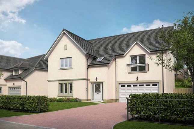 Thumbnail Detached house for sale in The Livingston, Friars Way, Linlithgow