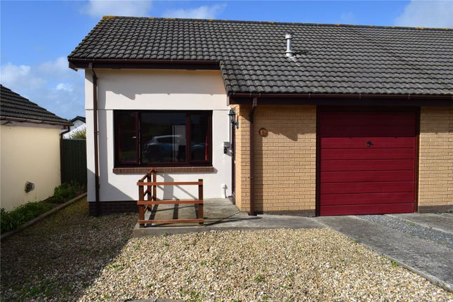 Thumbnail 1 bed bungalow to rent in Oakwell Close, Torrington