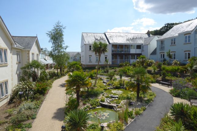 Thumbnail Flat for sale in 3 Roseland Court, Roseland Parc, Truro, Cornwall