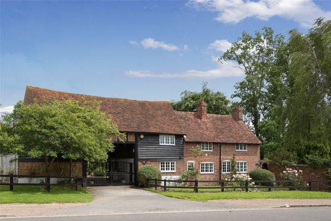 4 bed detached house for sale in Denham Lane, Chalfont St. Peter, Gerrards Cross, Buckinghamshire