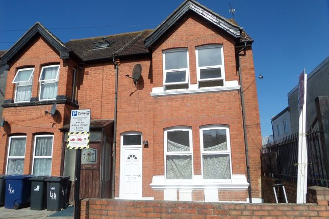 Thumbnail Flat to rent in St. Johns Road, Southall