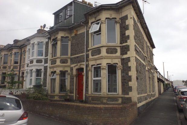Thumbnail Property to rent in Robertson Road, Greenbank, Bristol