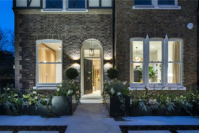 Thumbnail Flat for sale in Elsworthy Road, Primrose Hill, London