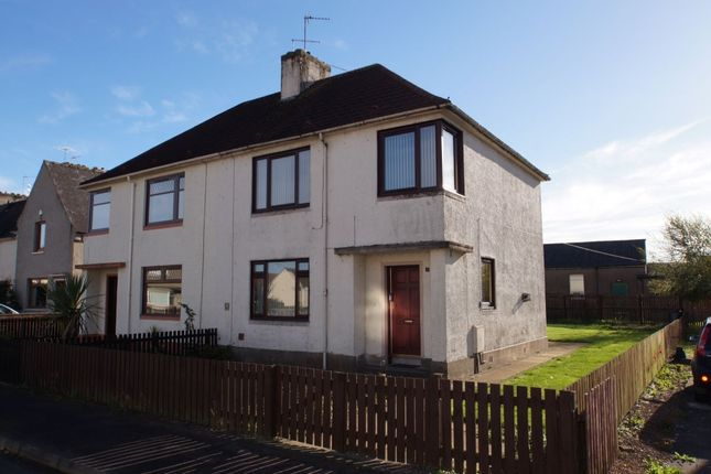 Thumbnail Semi-detached house to rent in Montrave Crescent, Leven