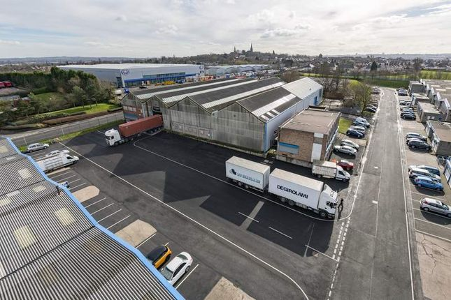 Thumbnail Light industrial to let in Block P Wednesbury Trading Estate, Wednesbury