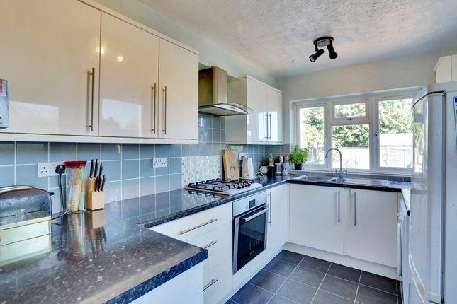 Thumbnail Semi-detached house for sale in Salisbury Road, Tunbridge Wells, Kent