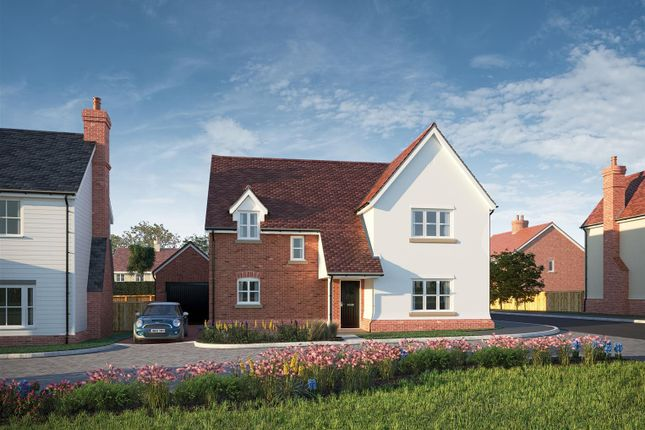 Thumbnail Detached house for sale in Rose, Plot 5 Latchingdon Park, Latchingdon, Essex
