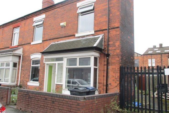 Thumbnail Terraced house to rent in Westwood Road, Birmingham