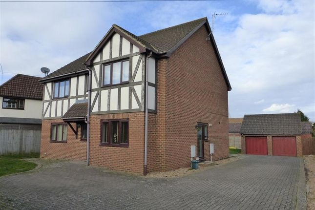 Thumbnail Detached house for sale in Higham Park Road, Rushden