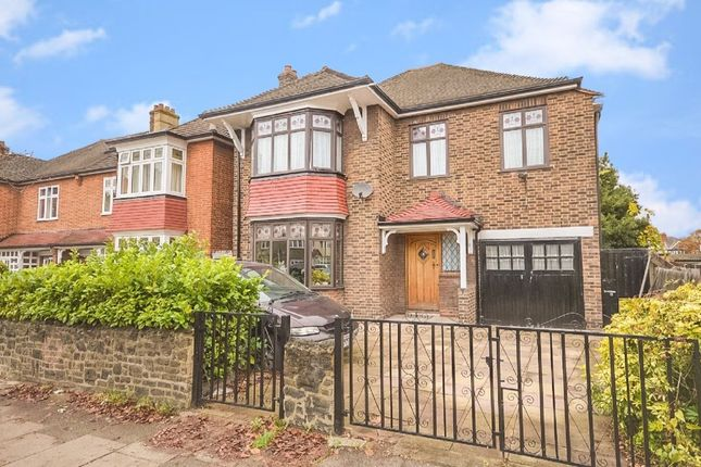 Thumbnail Detached house for sale in Callander Road, London