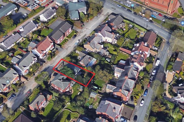 Thumbnail Land for sale in North Drive, Heswall, Wirral
