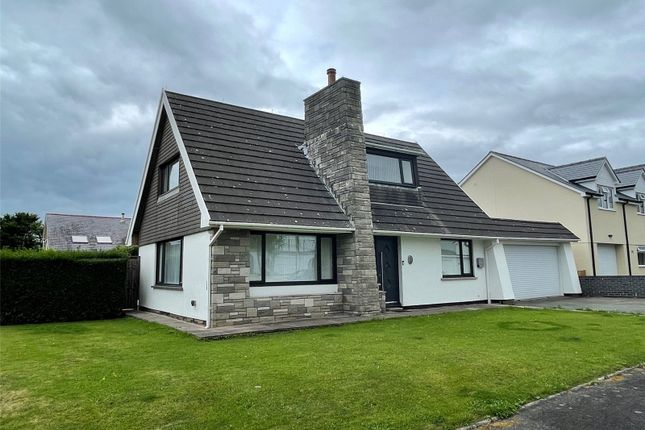 Thumbnail Detached house for sale in Faenol Isaf, Tywyn, Gwynedd