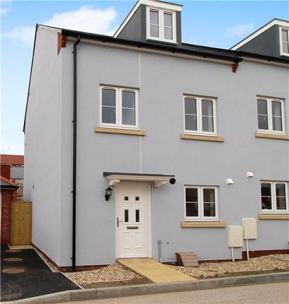 Thumbnail Semi-detached house to rent in Dukes Way, Axminster, Devon