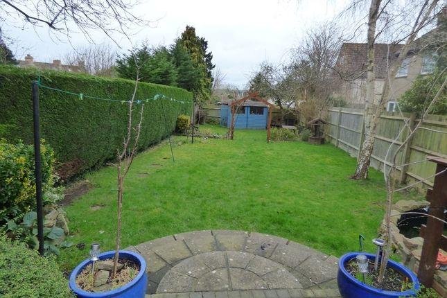 Garden of Church Road, Frampton Cotterell, Bristol, Gloucestershire BS36